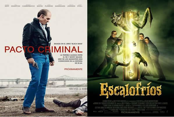 CINE - PACTO CRIMINAL - ESCALOFRIOS