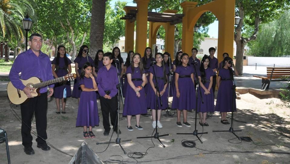 Coro de Santa Rosa