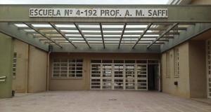 Escuela 4-192 Alicia Mabel Saffi