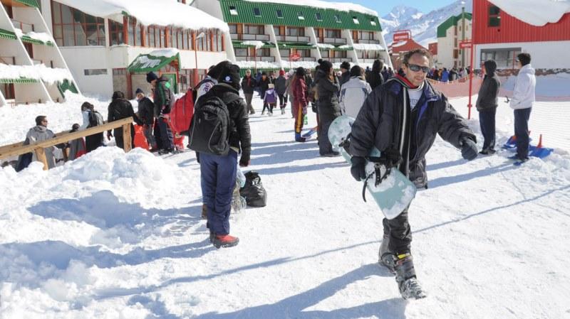 Turistas Invierno